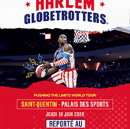 Harlem GlobeTrotters - MAGIC PASS - Harlem GlobeTrotters - MAGIC PASS