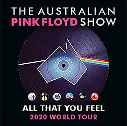 THE AUSTRALIAN PINK FLOYD SHOW - All that you feel - 2020 world tour