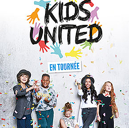 Kids United - En tournée