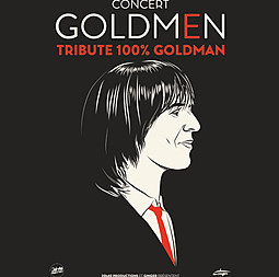 GOLDMEN - GOLDMEN - 100% Tribute Goldman
